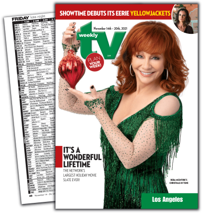 TV Weekly Cover