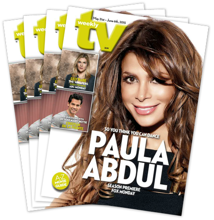 4 Issues of TV Weekly